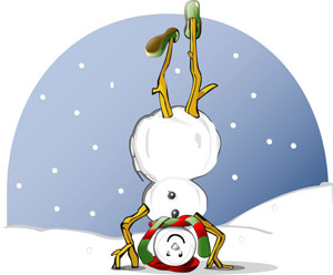 Image result for snowman gymnastics""
